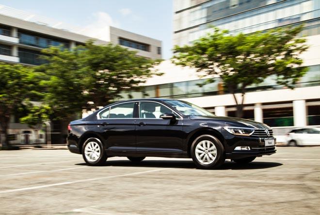 Volkswagen Passat – chất Đức cho người Việt - 10