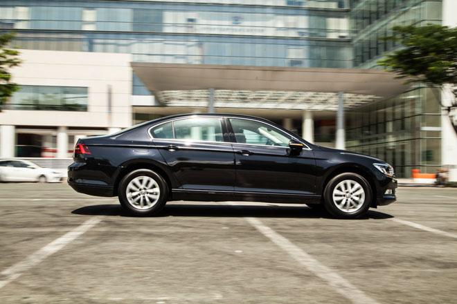 Volkswagen Passat – chất Đức cho người Việt - 4