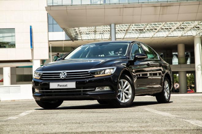 Volkswagen Passat – chất Đức cho người Việt - 1