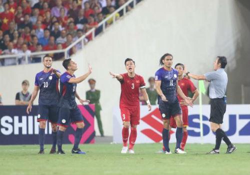 Trực tiếp Việt Nam - Philippines: Công Phượng tỏa sáng, đội khách có bàn danh dự - 8