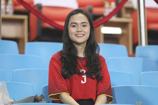 Dàn bạn gái hot girl của ĐT Việt Nam