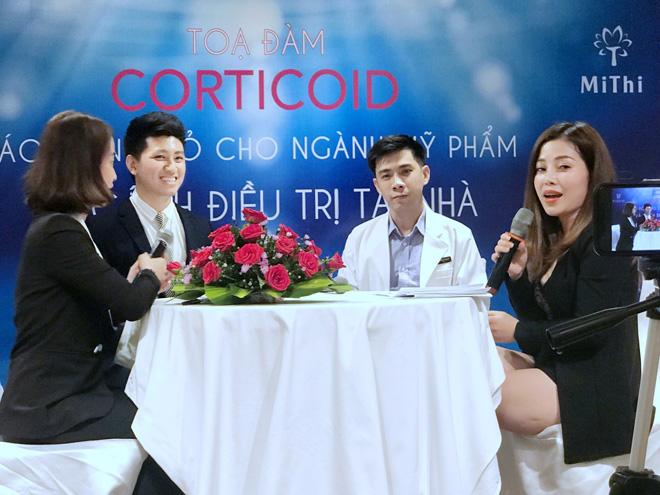 """CEO 9X điển trai muốn xoá bỏ Corticoid để """"cứu"""" làn da - 1"""