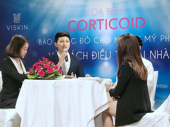 """CEO 9X điển trai muốn xoá bỏ Corticoid để """"cứu"""" làn da - 3"""