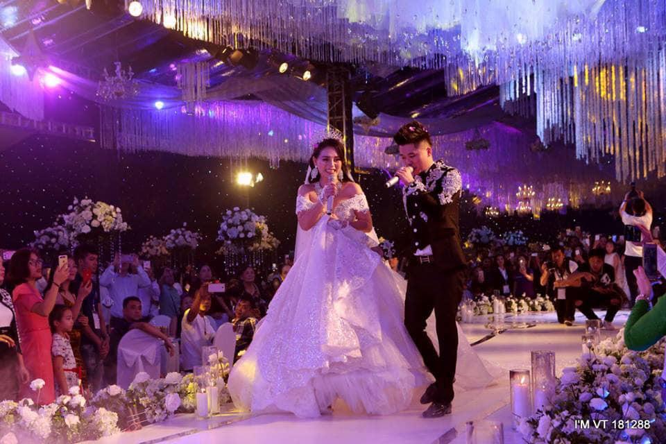 Chân dung cô dâu 2 con trong đám cưới 4 tỷ rúng động Thái Nguyên - 11