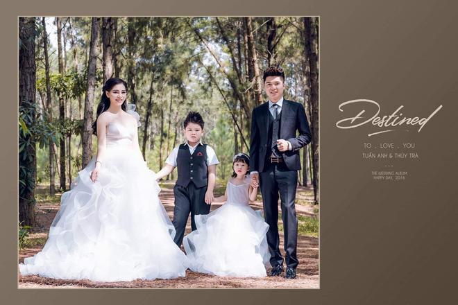 Chân dung cô dâu 2 con trong đám cưới 4 tỷ rúng động Thái Nguyên - 12