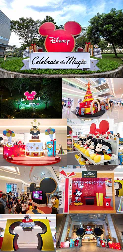 Chào đón Giáng Sinh Nhiệm Màu cùng Mickey và Minnie tại Crescent Mall - 4