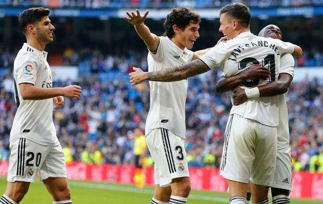 Real Madrid - Melilla: Tuyệt đỉnh tấn công với 7 bàn thắng - 1