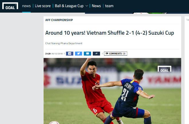 Việt Nam hạ Philippines vào chung kết AFF Cup: Báo châu Á sửng sốt chiến tích 10 năm - 3
