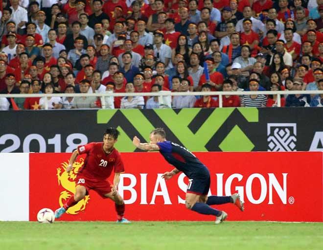 ĐT Việt Nam thẳng tiến vào chung kết: Mở tiệc mừng ở sân Mỹ Đình - 2