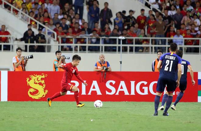 ĐT Việt Nam thẳng tiến vào chung kết: Mở tiệc mừng ở sân Mỹ Đình - 3