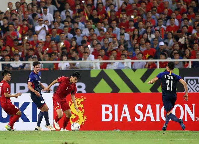 ĐT Việt Nam thẳng tiến vào chung kết: Mở tiệc mừng ở sân Mỹ Đình - 10