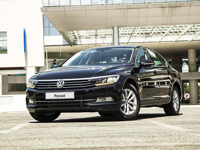 Volkswagen Passat – chất Đức cho người Việt