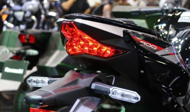 Kawasaki Z400 giá 132 triệu đồng, phái mạnh thao thức - 7