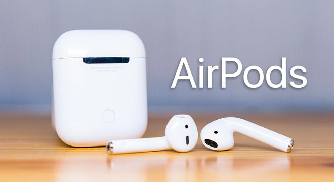 Tai nghe không dây Apple AirPods 2 sẽ ra mắt vào đầu năm tới - 1