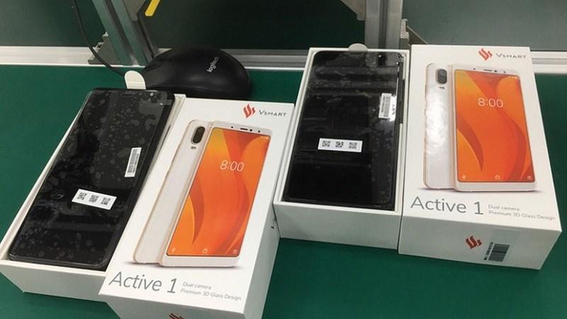 HOT: Đã có thông số chi tiết 4 smartphone VSmart của Vingroup - 1