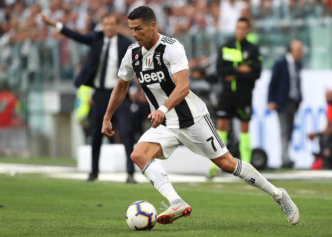 Nhận định bóng đá Juventus - Inter Milan: Ronaldo trút giận giải sầu mất Bóng vàng - 1