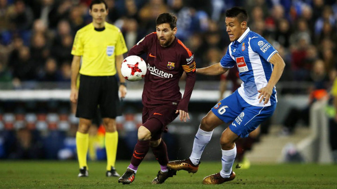 "Espanyol – Barcelona: Hiểm địa chờ ""trọng pháo"" Messi - 1"