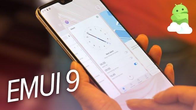 Huawei công bố hệ điều hành EMUI 9 0 cho mọi smartphone, làm sao để