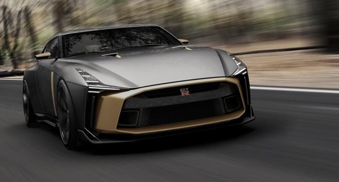 Phiên bản kỷ niệm Nissan GT-R50 được bán với giá 1,2 triệu USD - 11