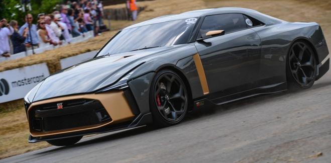 Phiên bản kỷ niệm Nissan GT-R50 được bán với giá 1,2 triệu USD - 13