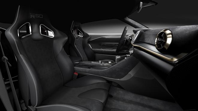 Phiên bản kỷ niệm Nissan GT-R50 được bán với giá 1,2 triệu USD - 7