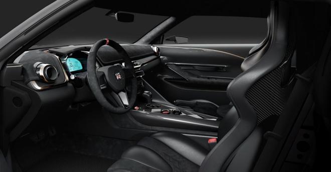Phiên bản kỷ niệm Nissan GT-R50 được bán với giá 1,2 triệu USD - 9