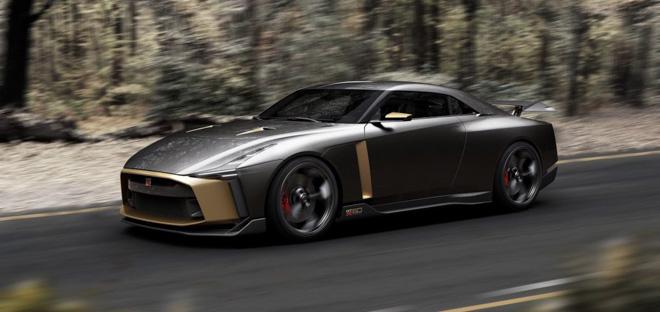 Phiên bản kỷ niệm Nissan GT-R50 được bán với giá 1,2 triệu USD - 10