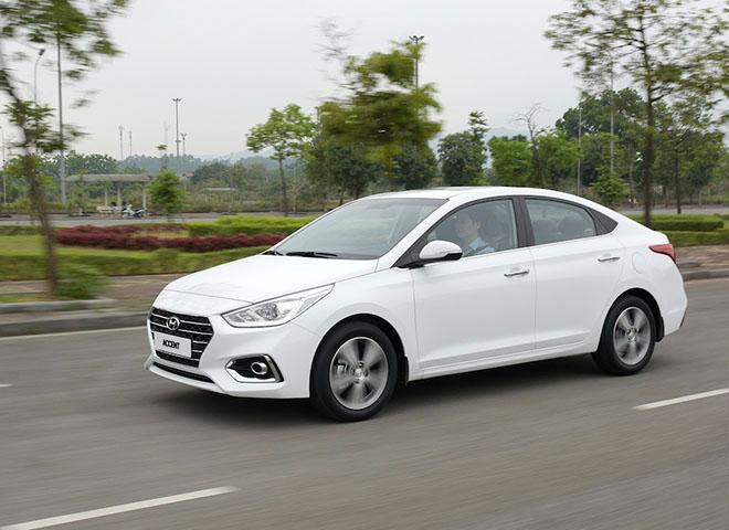 Bảng giá xe Hyundai 2019 cập nhật mới nhất - Chờ sự mở bán của SantaFe phiên bản mới - 2