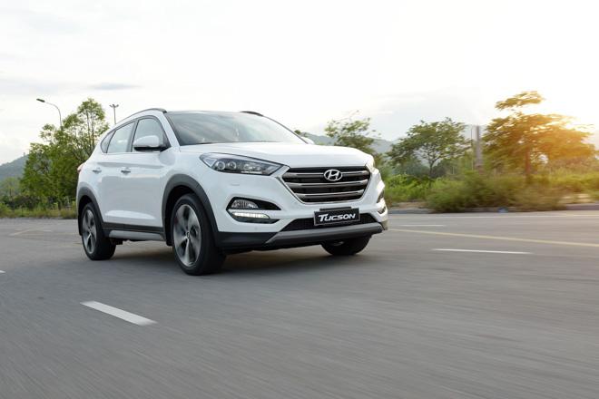 Bảng giá xe Hyundai 2019 cập nhật mới nhất - Chờ sự mở bán của SantaFe phiên bản mới - 5