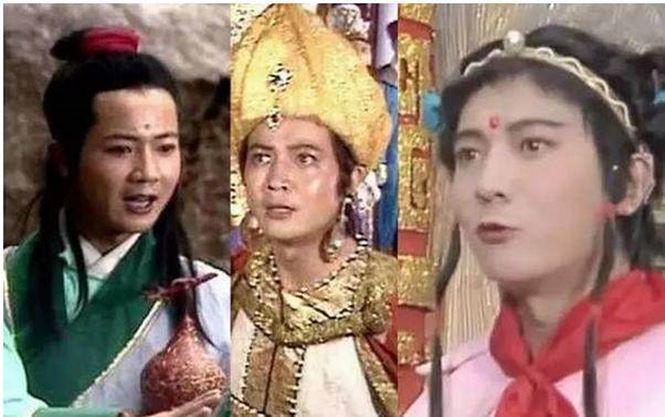 Chuyện ít biết về những diễn viên đóng nhiều vai nhất Tây du ký 1986 - 7
