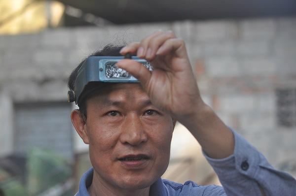 Tròn mắt ngắm những viên đá tiền tỷ tại phiên chợ tạm ở Yên Bái - 9