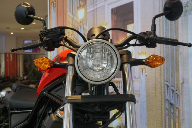 Honda Rebel 300 giảm giá sốc 4 triệu đồng hút phái mạnh - 2