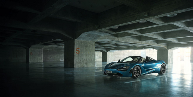 McLaren ra mắt siêu xe 720S phiên bản mui trần - 1