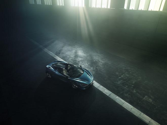 McLaren ra mắt siêu xe 720S phiên bản mui trần - 9