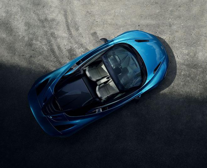 McLaren ra mắt siêu xe 720S phiên bản mui trần - 7