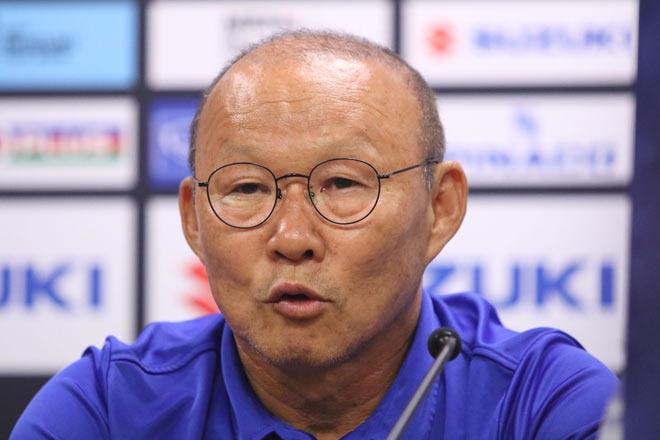 HLV Park Hang Seo: Malaysia công hay nhưng Việt Nam đủ bản lĩnh - 1