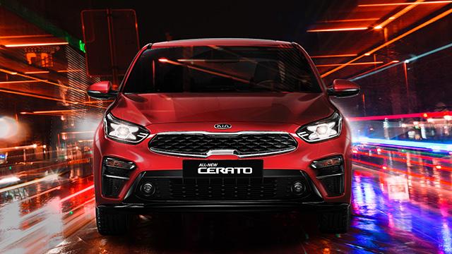 Kia ra mắt Cerato hoàn toàn mới, giá từ 559 triệu đồng - 1