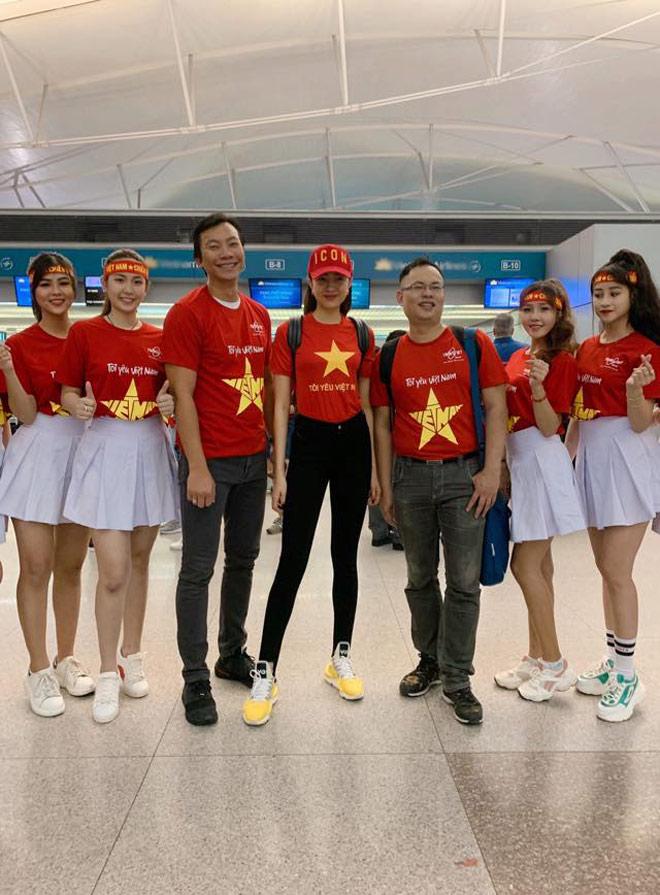 Sao Việt rầm rộ đổ bộ sang Malaysia cổ vũ: Dân mạng bình luận hài hước - 7