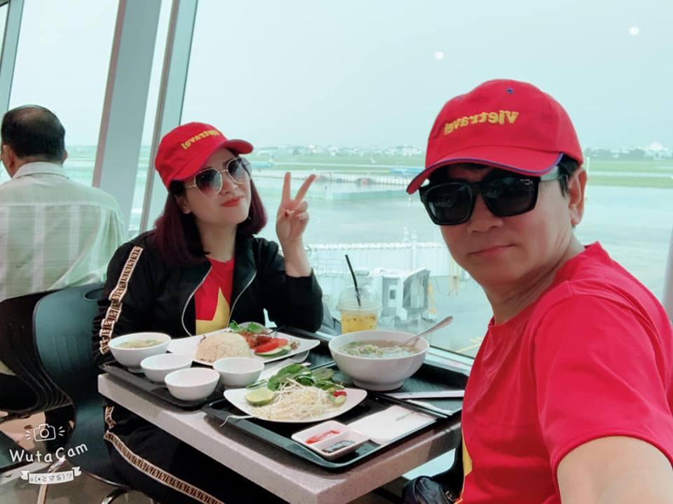 Sao Việt rầm rộ đổ bộ sang Malaysia cổ vũ: Dân mạng bình luận hài hước - 8