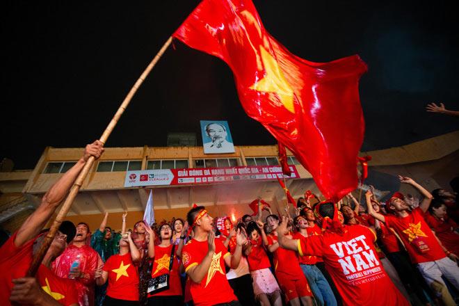 Chung kết Malaysia – Việt Nam: Triệu fan cả nước hừng hực chờ đại tiệc cổ vũ - 1