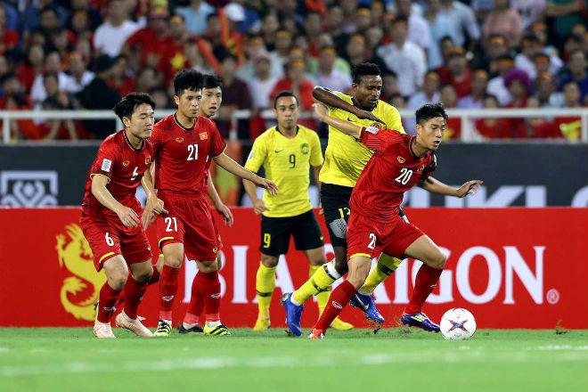 Trực tiếp bóng đá Malaysia - Việt Nam: Công Phượng không ngại Bukit Jalil (Chung kết AFF Cup) - 5