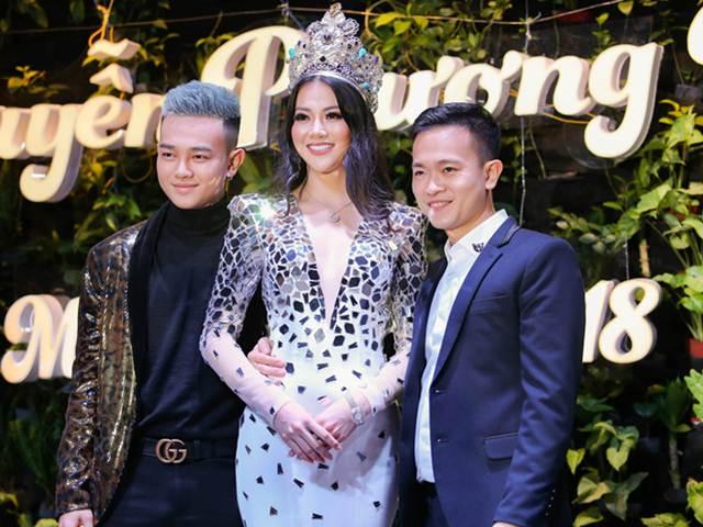 Hoa hậu Trái đất Phương Khánh lên tiếng thông tin mua giải 1 tỉ đồng