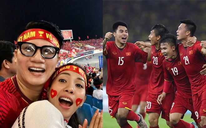 """Huy Hùng nhận thưởng 1 tỷ: Sao Việt """"nhuộm đỏ"""" mạng xã hội - 7"""