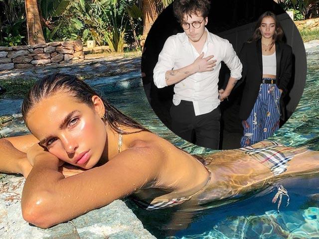 """Quý tử nhà Beckham """"xứng danh đệ nhất sát gái"""" khi lại yêu người mẫu"""
