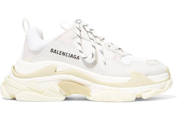 3 kiểu sneaker sẽ thống trị đường phố năm 2019 - 2