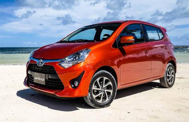 Giá xe Toyota Wigo 2019 cập nhật mới nhất - 7