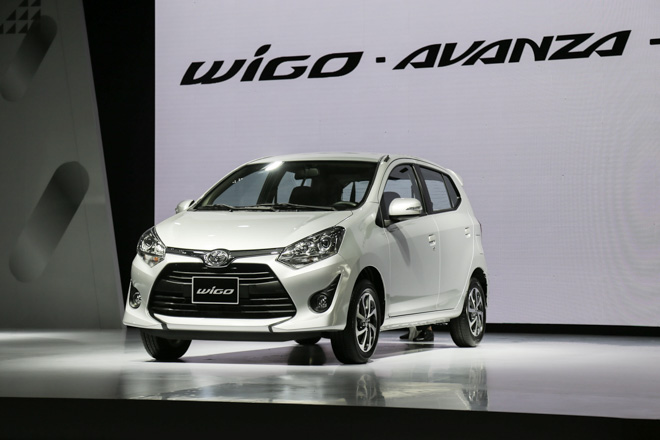 Giá xe Toyota Wigo 2019 cập nhật mới nhất - 1