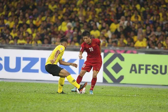 Video những cơ hội bỏ lỡ của ĐT Việt Nam trước ĐT Malaysia