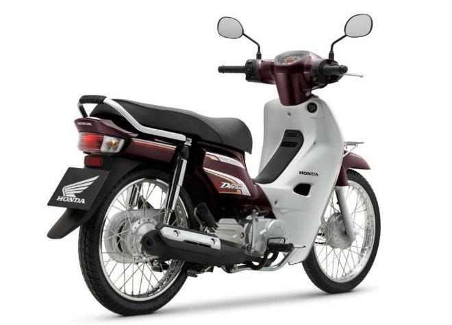 Top 9 xe máy rẻ, tiết kiệm xăng nhất tại Malaysia - Tin tức 24h