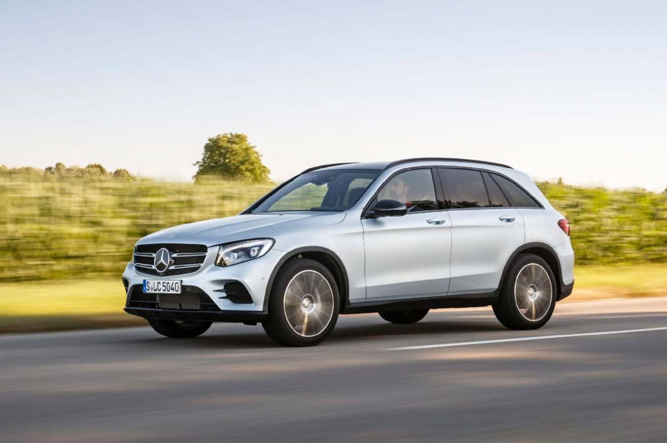 Giá xe Mercedes GLC 2019 cập nhật mới nhất kèm ưu đãi hấp dẫn - Tin tức 24h